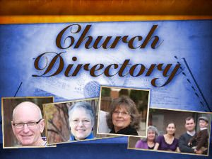 Click Here for the Church Directory